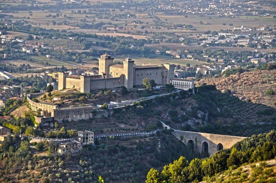 "Umbria: nel weekend correte a visitare la cittadina meridionale: ""Spoleto"""